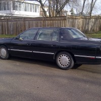 99 Cadillac DeVille complete-blown motor(almost)
