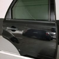 2011 Ford Escape Black Rear Passenger Door