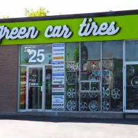GREEN CAR TIRES - NEW AND USED TIRES AND WHEELS- TORONTO GTA
